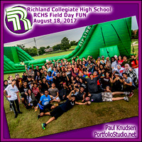 170818 RCHS 2017 Field Day Fun