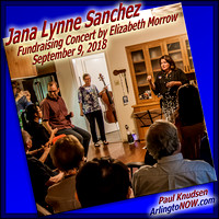 180909 Elizabeth Morrow House Concert for Jana Lynne Sanchez