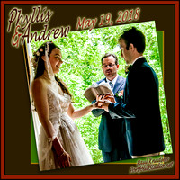 180519 Phyllis Whittlesey & Andrew Vaughan Wedding