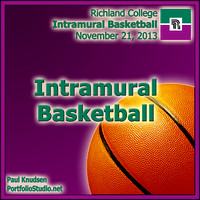 +RichlandCollege IntramBasketball 2013 LABEL