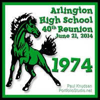 140619 Arlington High '74 40-year Reunion