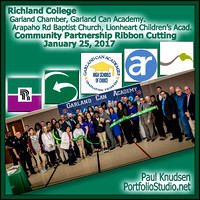 170125 GarlandCanAcademy RibbonCutting 2017